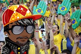 Brasil 2 X México 0 – Jogaço!