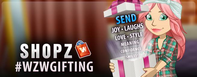 gifting slider