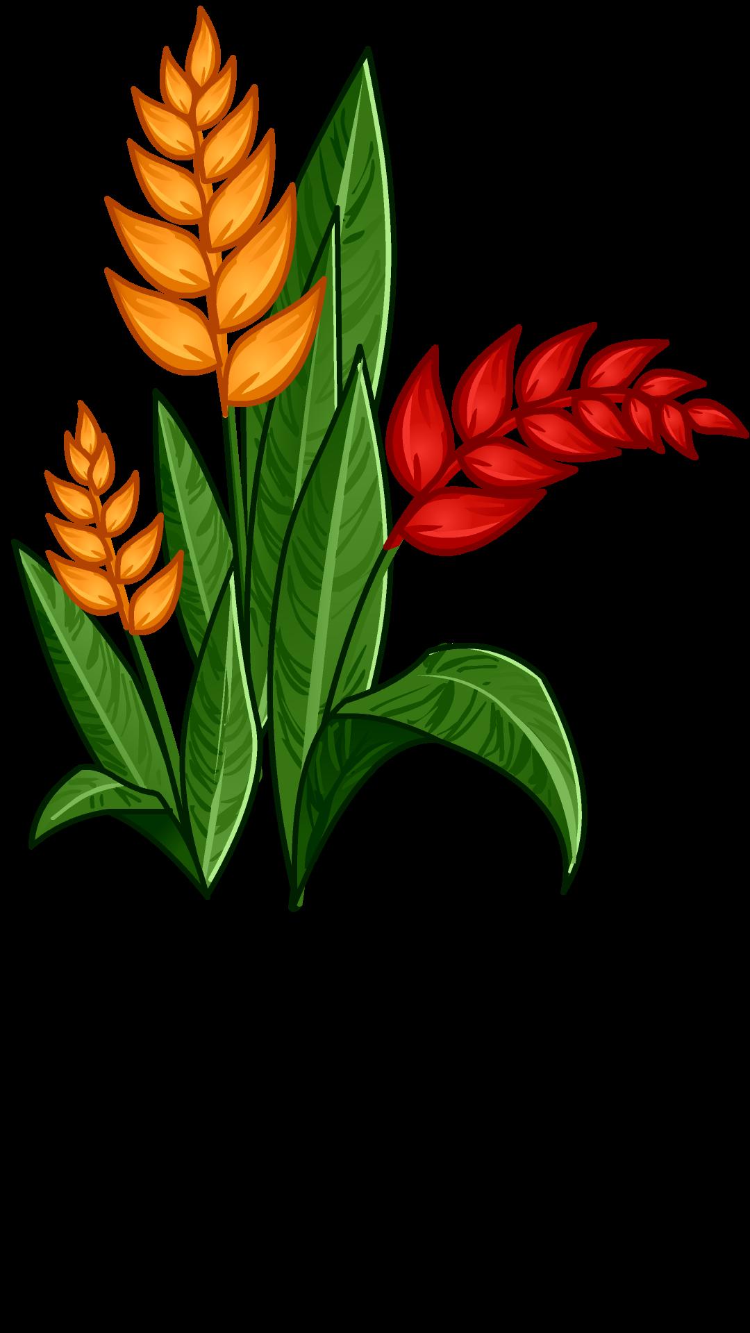 Furniture_rainforest_flowers