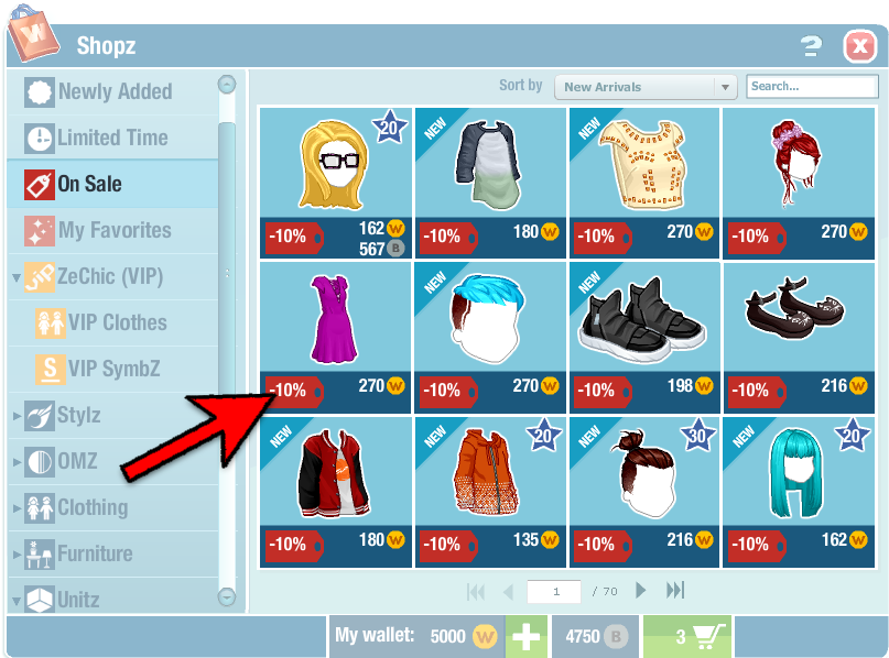 discount_list