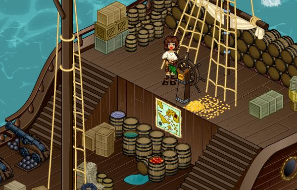 ¿Qué tanto sabes sobre piratas?