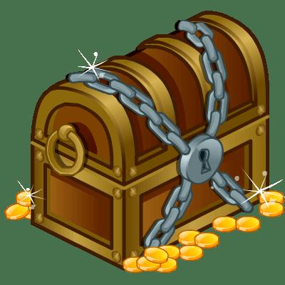 ¡Tesoros encantados… Atrápalos si puedes!