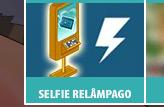 Vencedores Selfie Relâmpago em Trio