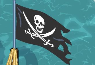 Vencedores do Concurso Embarcação Pirata