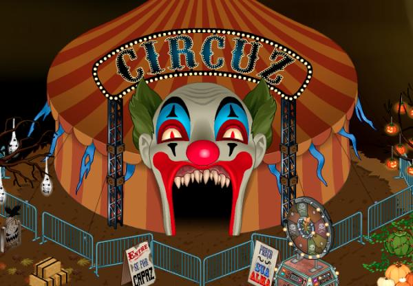 Convite para o CircuZ Woozylvania