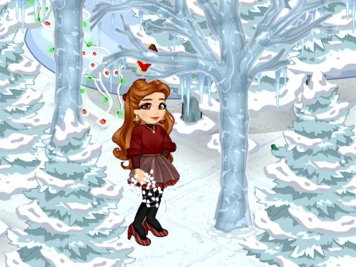 Des tenues de Noëlz brillantes !